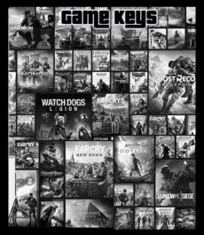 Game License Keys